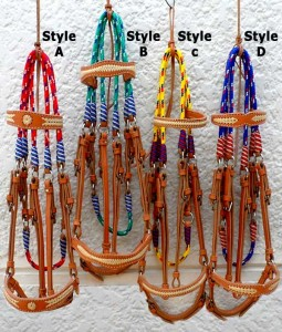 002-all-styles-tan-bridles