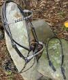Beautiful handmade Spanish or Western Bridle