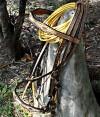 Handmade custom bridle