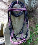 designer color bridle