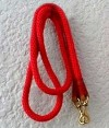 red rope reins