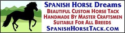 Spanish Horse Tack