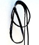 English Braided Reins