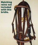 handmade paso fino bridle for sale