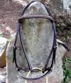 Beautiful, handmade bridle